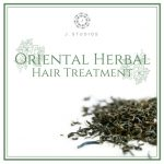 Oriental Herbal Hair Treatment