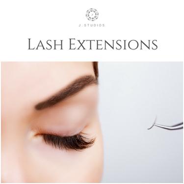 J Studios Eyelash Extension Service