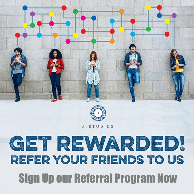 J Studios Referral Program