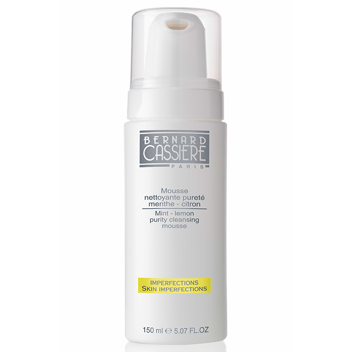 Bernard Cassiere Purifying Cleansing Mousse