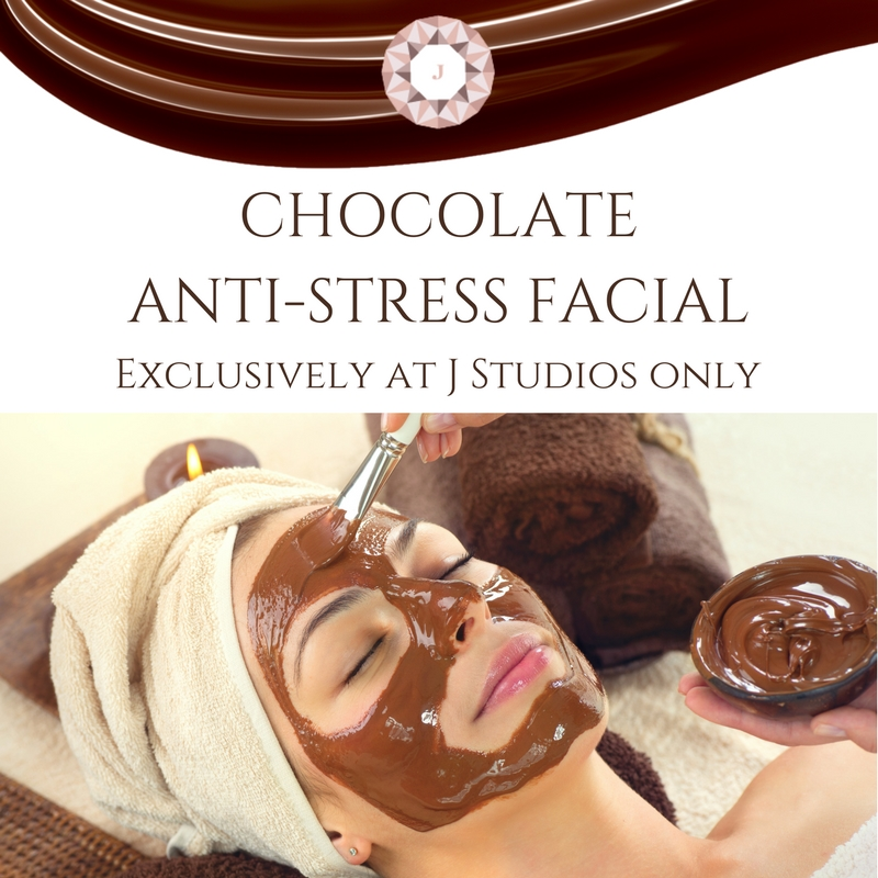 Bernard Cassiere Chocolate Anti-Stress Facial