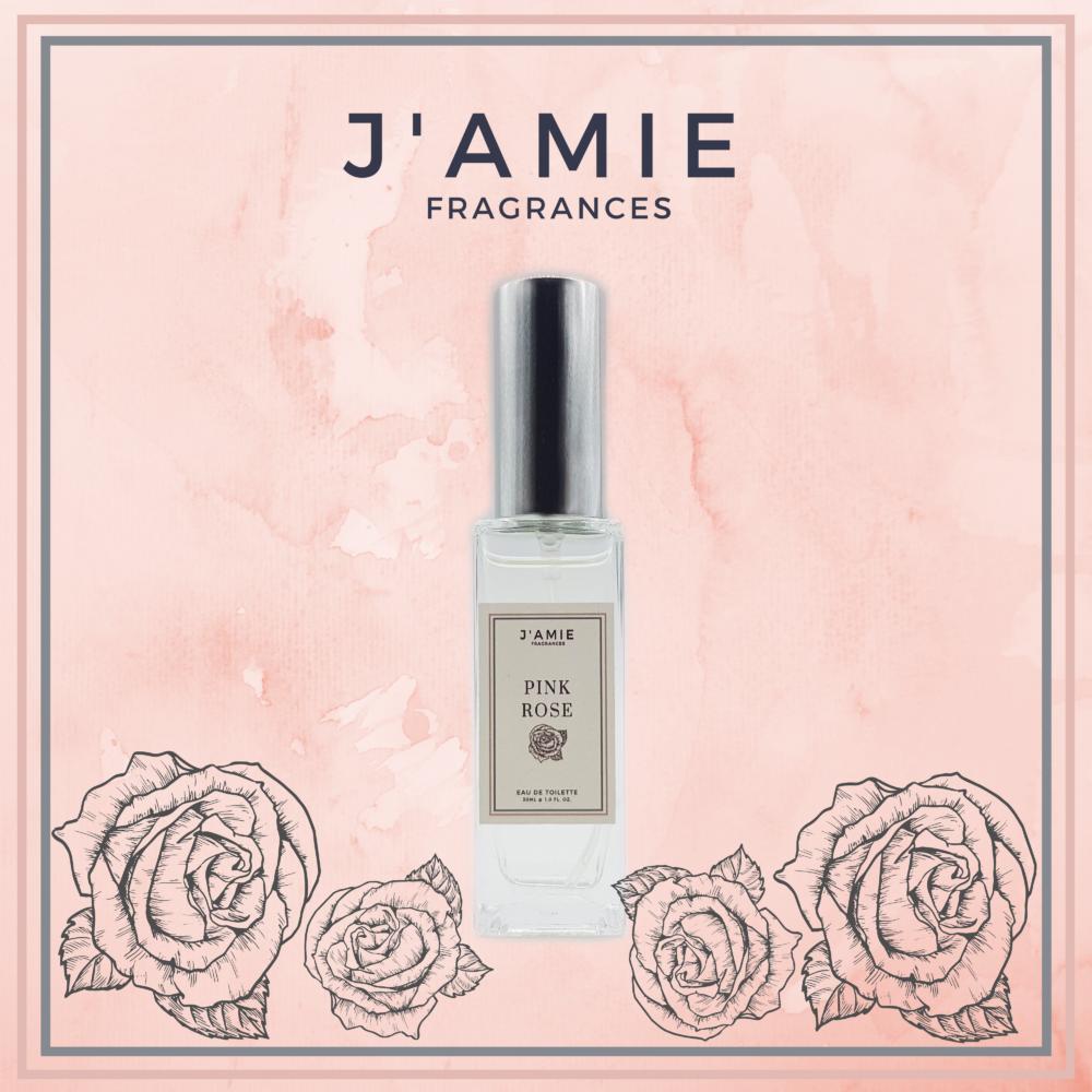 J'Amie Perfume Rose