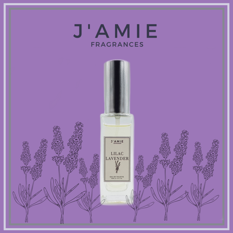 J'Aime Perfume Lavender