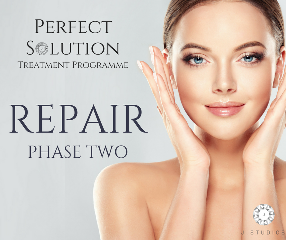 J Studios Perfect Solution Facial Phase 2