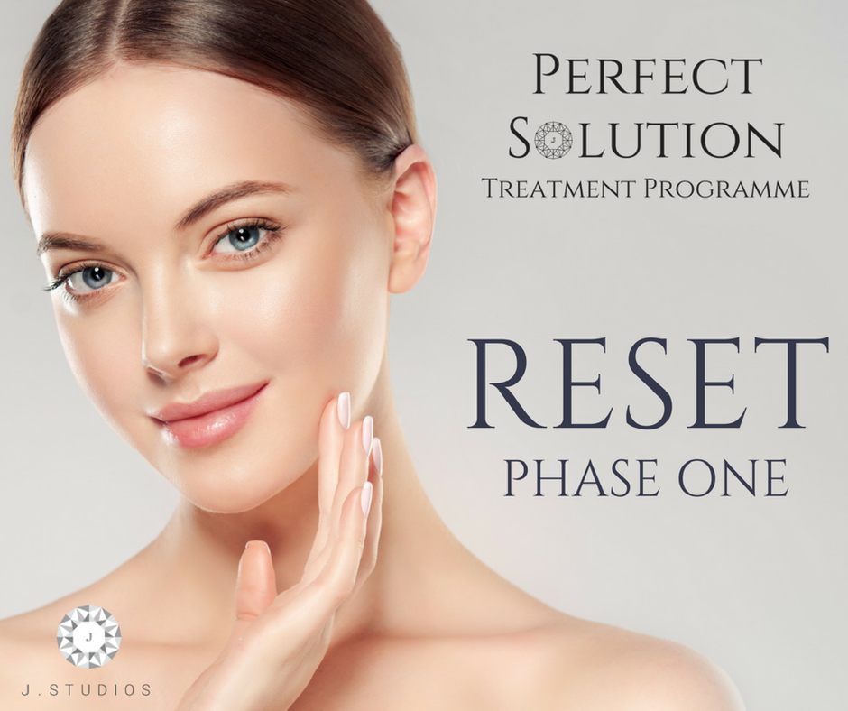 J Studios Perfect Solution Facial Reset Phase 1
