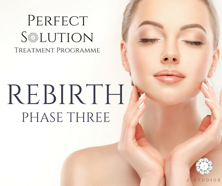 J Studios Perfect Solution Facial Rebirth Phase 3
