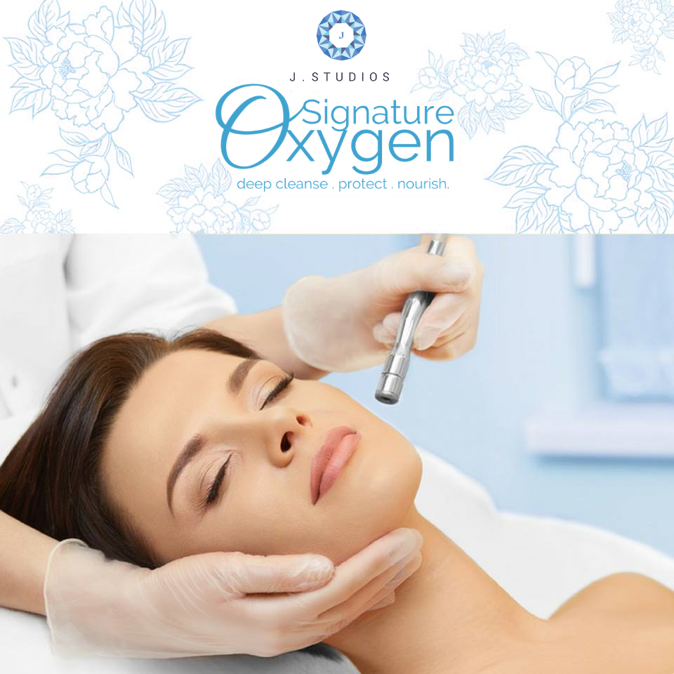 J Studios Signature Oxygen Deep Cleansing Facial - Beauty Insdier Award Facial