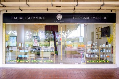 J Studios Jurong Beauty Salon