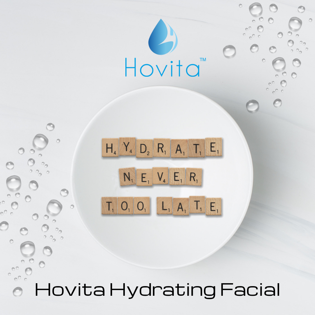 Hovita Hydrating Facial by J Studios