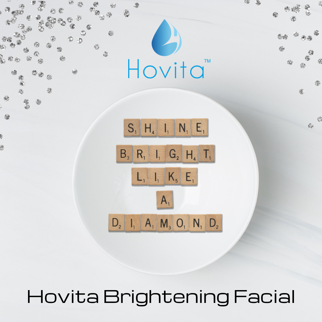 Hovita Brightening Facial by J Studios