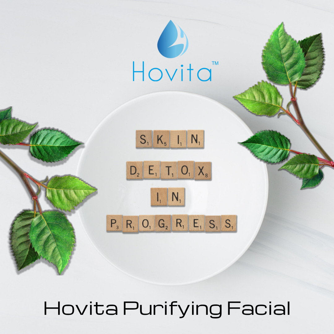 Hovita Purifying Facial by J Studios