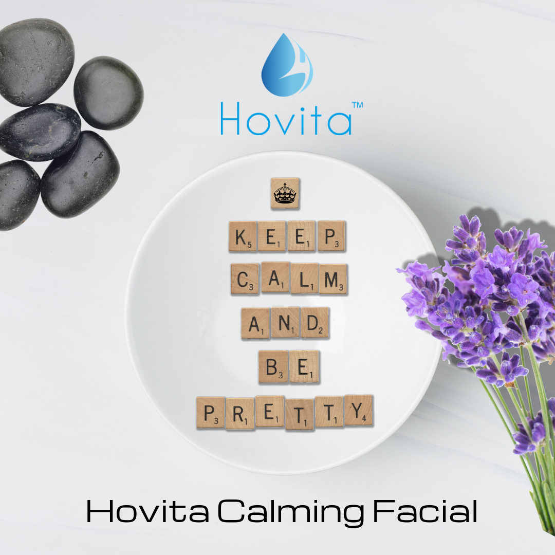 Hovita Calming Facial for Sensitive Skin by J Studios