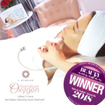 J Studios Oxygen Facial award by Beauty Insider