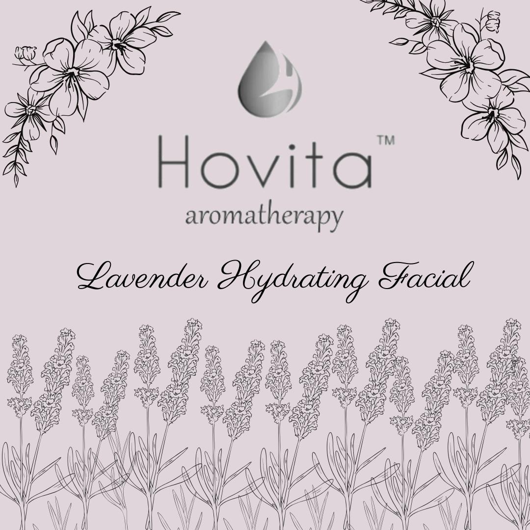 Hovita Aromatherapy Lavender Hydrating Facial