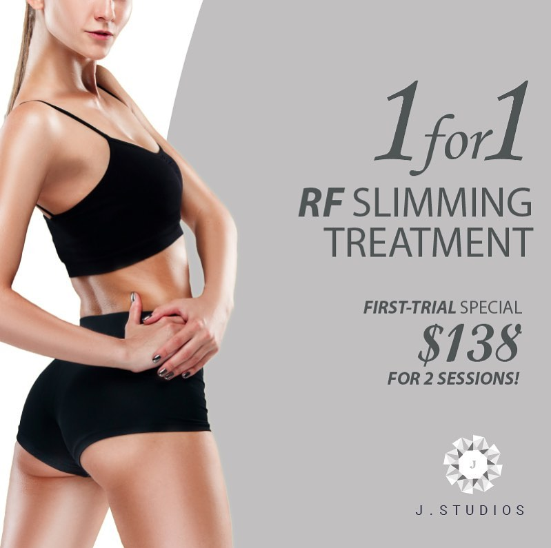 RF Slimming Treatment Promotion